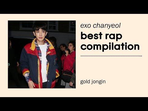 EXO CHANYEOL BEST RAP COMPILATION W/ LYRICS (2012-2018)