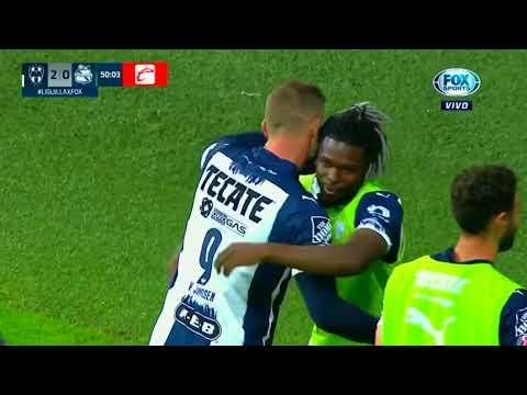Monterrey [2] - 0 Puebla - Vincent Janssen 50' | Penalty