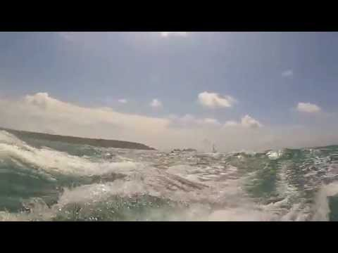 Sailing The Swinge, Alderney * GoPro