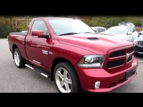 2014 Ram 1500 R/T Walkaround, Start up, Exhaust, Tour and Overview ...