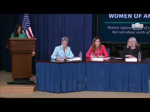 A Conversation with the Women in America - Panel 3