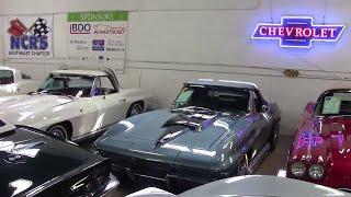 1967 Corvette LS2/5 Speed Restomod Convertible