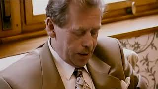 Miloš Zeman Václav Havel sestavení vlády 1996  prostě někdo má a někdo nemá