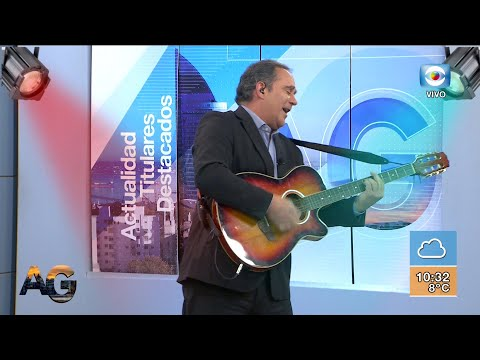 Cierre Musical con Humberto de Vargas