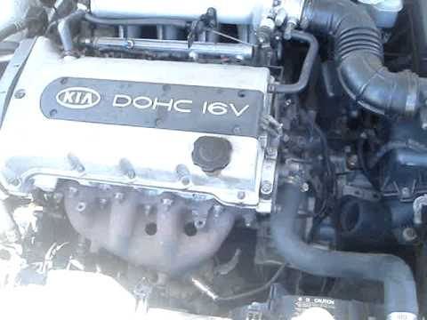 How to Make a Kia Sephia Faster - YouTube