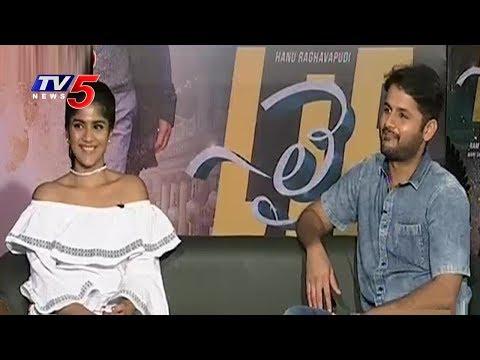 Hero Nithin And Heroine Megha Akash Exclusive Interview On Lie Movie | TV5 News