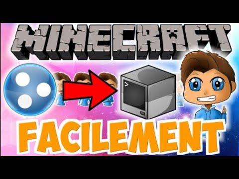 REJOINDRE UN SERVEUR MINECRAFT PAR INTERNET AVEC HAMACHI   Tutoriel Minecraft Partie 2