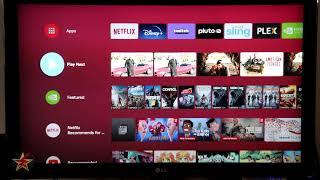 nvidia SHIELD TV PRO User Interface Walkthrough