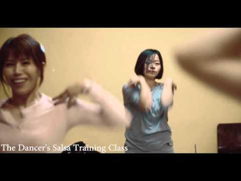 The Dancer's Salsa Training Class