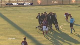 Maliseti Tobbianese-Quarrata Olimpia 1-0 Promozione Girone A