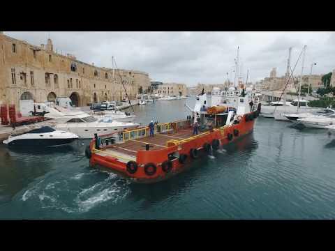 Documentary: FLASC prototype installation - offshore energy storage