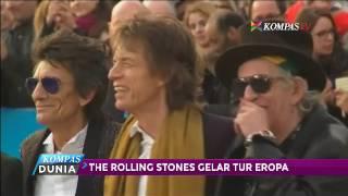 The Rolling Stones Gelar Tur Eropa