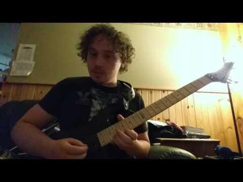 No Sleep Till Brooklyn Guitar Solo How To