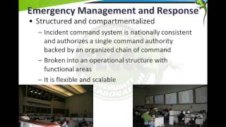 Mapping for Emergency Management