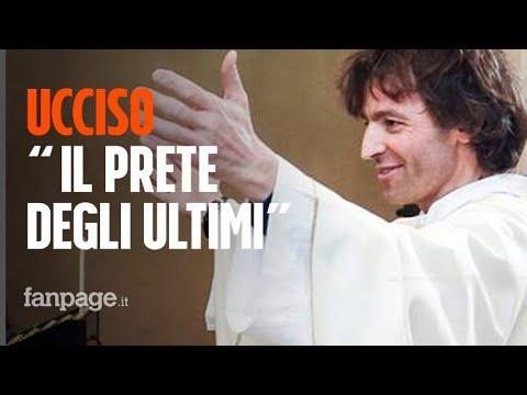 Como, Don Roberto Malgesini ucciso a coltellate in piazza: addio al prete degli ultimi