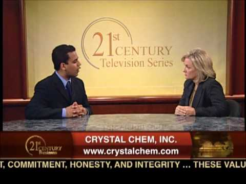 Crystal Chem  - 21st Century Business Feature on Fox Business News