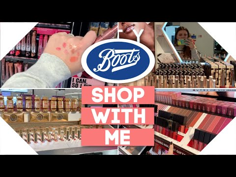 BOOTS / Shop With Me