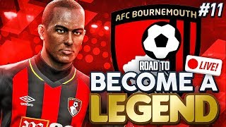 ROAD TO BECOME A LEGEND! PES 2019 #11