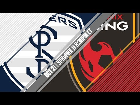 2017 #USLPLAYOFFS - Swope Park Rangers vs Phoenix Rising FC 10/22/17