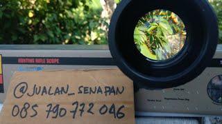 Teleskop bsa sweet hunting scope videourl