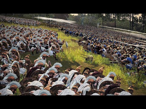 ВЫСТОИТ ЛИ КАРФАГЕН ПЕРЕД НАТИСКОМ СИРАКУЗ НА ЧЕМПИОНАТЕ МИРА 2020 по Total War: Rome 2
