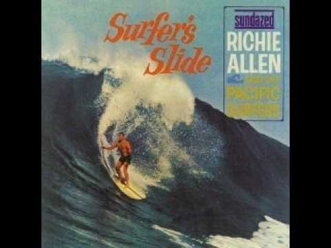 Richie Allen and the Pacific Surfers | Rising Surf