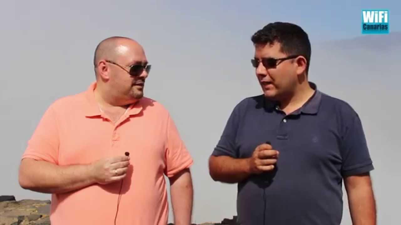 WiFi Canarias News -- Ubiquiti AF5X Primera prueba Outdoor