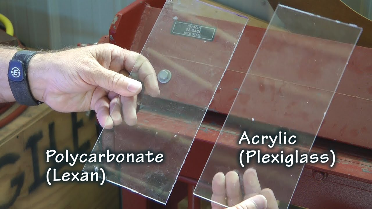Choosing Lexan Or Plexigl For Your Aircraft