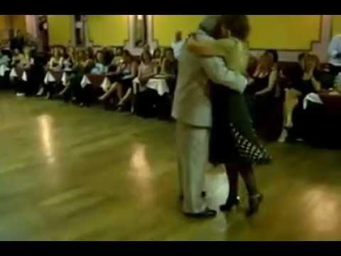 Ruben y Cherie Bailen un Tango