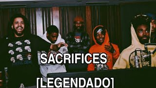 Dreamville - Sacrifices (Feat. EARTHGANG, J. COLE, Smino & Saba  [LEGENDADO] PT-BR