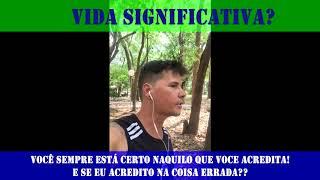 Vida Significativa - Ronaldo Oliveira Viex