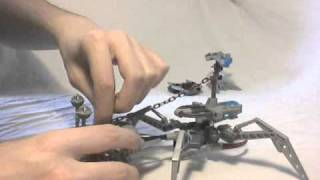 Bionicle Video Review: Piraka Stronghold (1/2) [Français]