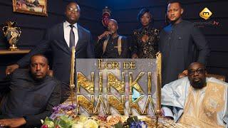 Série - L'or de Ninki Nanka -  Bande annonce