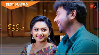 Chithi 2 - Best Scenes | Full EP free on SUN NXT | 08 May 2021 | Sun TV | Tamil Serial