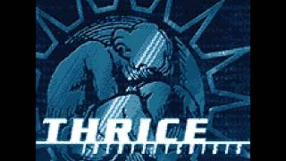 Watch Thrice Ultra Blue video