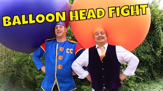 Video Balloon Head Fight - Giant Balloon Battle download MP3, 3GP, MP4, WEBM, AVI, FLV April 2018