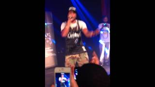Curren$y - Hi Top Whites live (Drive in theatre tour Orlando)