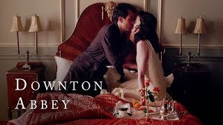 Lady Mary S Romance With Lord Gillingham Downton Abbey Season 5