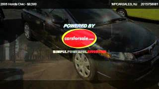 2006 Honda Civic LX - for sale in west new york, NJ 07093