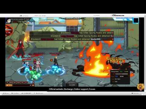 Bleach Online Ryoka Attack #3