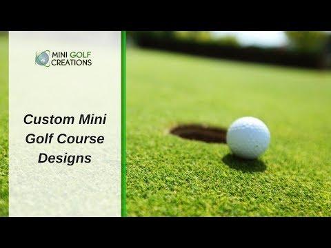Custom Mini Golf Course Designs - Australia, South East Asia