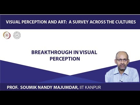 Breakthrough in Visual Perception