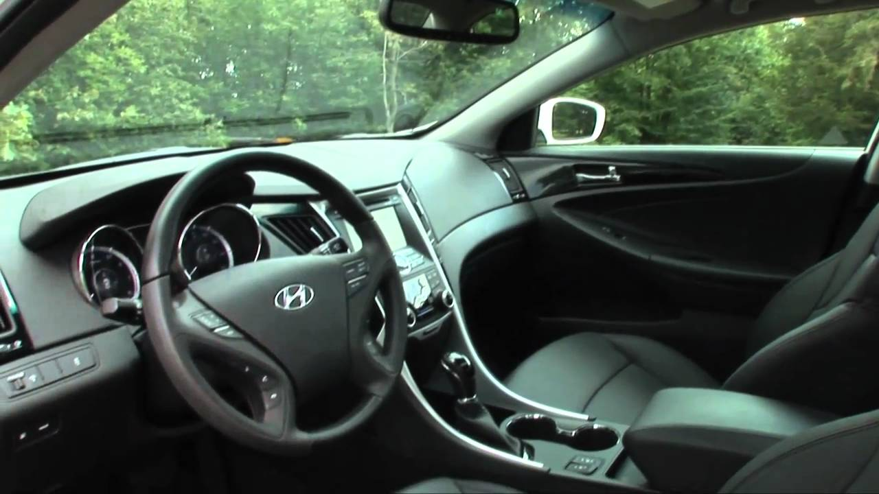 2011 Hyundai Sonata Limited   Drive Time Review | TestDriveNow   YouTube