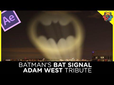 Turn On The Bat Signal