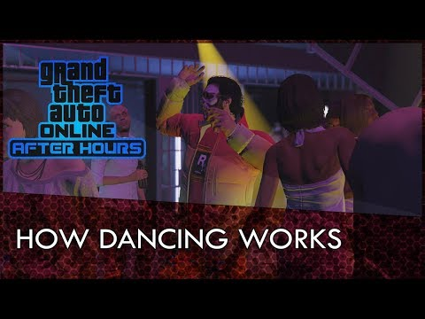 GTA Online After Hours DLC: How To Dance Inside and Outside of Nightclubs