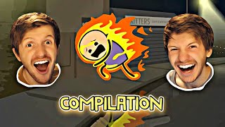 TRY NOT TO LAUGH! - Cyanide & Happiness Compilation...