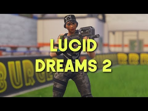 Fortnite Montage - Lucid Dreams 2