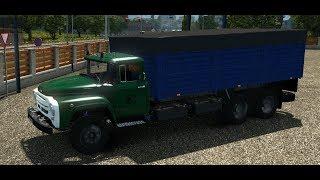 """[""""ZIL 133 Euro Truck Simulator 2"""", """"ZIL 133"""", """"truck mod"""", """"ets2""""]"""