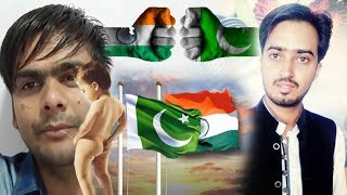 pakistani boy reply to india rajkamal yadav,s