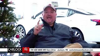 Carlock Nissan SEC Championship game ad